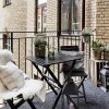 Balcony decor inspiration